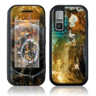 Oracle Design Protective Skin Decal Sticker for Samsung Glyde SCH U940 Cell Phone Electronics