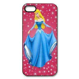 Mystic Zone Sleeping Beauty iPhone 5 Case for iPhone 5 Cover Cartoon Fits Case WSQ0180 Cell Phones & Accessories