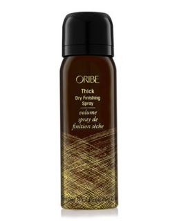 Thick Dry Finishing Hair Spray, Purse Size 2.5 oz   Oribe