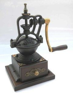 Manual Coffee Grinder Jiale Dark Brown Walnut Coffee Mill 22cm/8.75   R07 Coffee Mills Are What Started the Jialw Grinding Legacy. Collectible Manual Burr Type Mills That Quickly and Efficiently Crack and Grind Coffee Beans to The Desired Consistency, Ensu