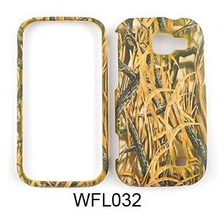 Samsung Transform M920 Camo , Camouflage Hunter Series, w/ Shedder Grass Hard Case,Cover,Faceplate,SnapOn,Protector Cell Phones & Accessories