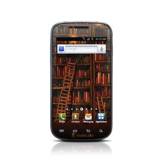 Library Design Protective Skin Decal Sticker for Samsung Galaxy S Blaze 4G SGH T959 Cell Phone Cell Phones & Accessories