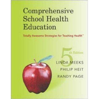 Comprehensive School Health Education 5th ed Books