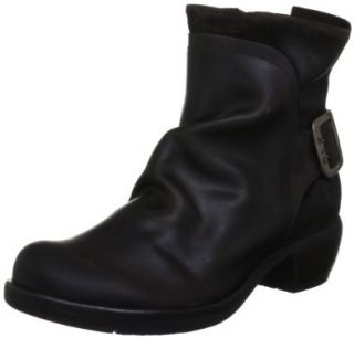 FLY London Women's Mel Bootie Boots Shoes