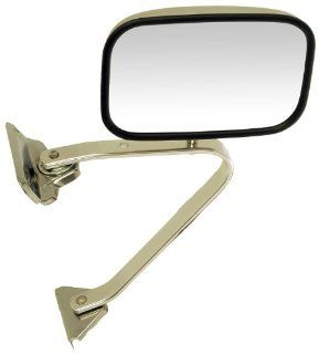 Dorman 955 180 Ford Manual Chrome Replacement Mirror (Fits Driver/Passenger side) Automotive