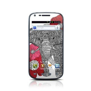 The Elephant Design Protective Skin Decal Sticker for Samsung Galaxy S Blaze 4G SGH T959 Cell Phone Cell Phones & Accessories