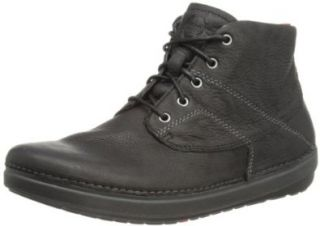 FitFlop Men's Flex Boot Chukka Boot Fitflop Boots Chukka Black Shoes