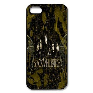Custom Black Veil Brides Back Hard Cover Case for iPhone 5 5s I5 969 Cell Phones & Accessories