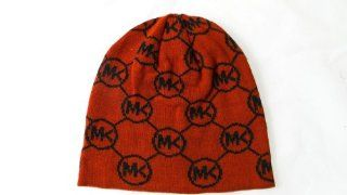 Michael Kors Repeat Logo, Knit Hat, Orange  Other Products