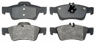 ACDelco 17D986M Professional Durastop Semi Metallic Rear Disc Brake Pad Set Automotive