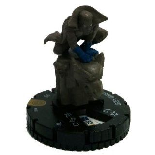 Marvel Heroclix Invincible Iron Man #046 Grey Gargoyle Figure with Character Card