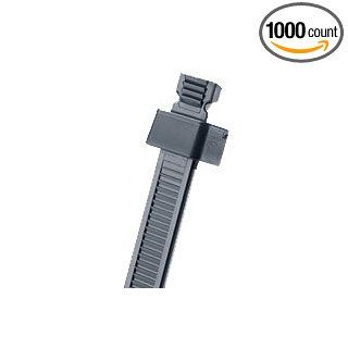 Panduit SST1M M0 BLACK STA STRAP CABLE TIE MIN CROSS SECTION W/R (package of 1000)