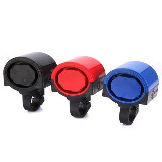 MECO(TM) Electronic Bicycle Bike Cycling Alarm Bell Horn Siren Powered By 2x AAA Battery  Bike Bells And Horns  Sports & Outdoors