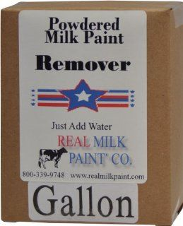 Real Milk Paint Powdered Milk Paint Remover   Gallon   Paint Strippers