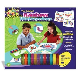 Rainbow Art Rainbow Watercolors Activity Set Toys & Games