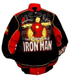 Marvel Comics Infant/Toddler Iron Man Power Suit Youth Jacket Sports & Outdoors