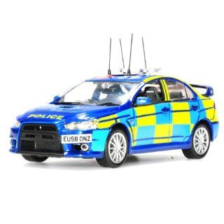 1/43 Scale Mitsubishi EVO X Essex Police ANPR Intercept Unit Car Die Cast Model Toys & Games