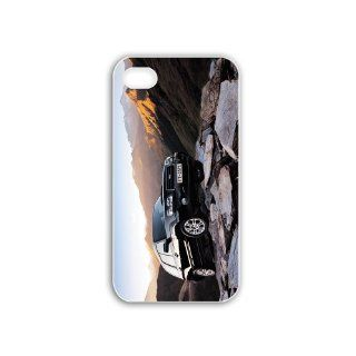 DIY hard cover case with Scratch Resistance waterproof and scratch proof back carring case for iPhone 4/4s Cell Phone Case Deco Kit to keep clean diverse Car series Subaru Forester Black Cell Phones & Accessories