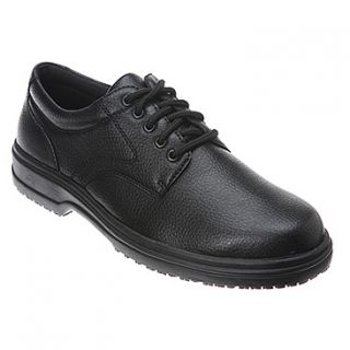 Deer Stags Saturn  Men's   Black Leather
