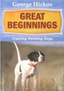 D.T. Systems Great Beginnings Training Pointing Dogs DVD  Pet Training And Behavioral Aids