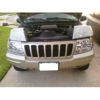 99 01 JEEP GRAND CHEROKEE HEADLIGHT LH (DRIVER SIDE) SUV, Limited (1999 99 2000 00 2001 01) 20 5576 91 55155553AE Automotive