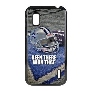 Special Designed NFL Dallas Cowboys BEEN THERE WON THAT Helmet LG Nexus4 E960 Case Cover for Dallas Cowboys Fans Cell Phones & Accessories
