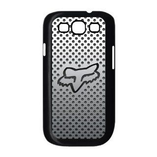 Different Style Custom Personalized Extreme Sports Fox Racing SamSung Galaxy S3 Case Fox Racing Logo Cover Galaxy S3 I9300/I9308/I939 TU551171 Cell Phones & Accessories