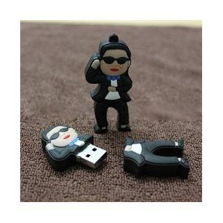 Gangnam Style Model 4GB USB 2.0 Enough Memory Flash Drive Video Games
