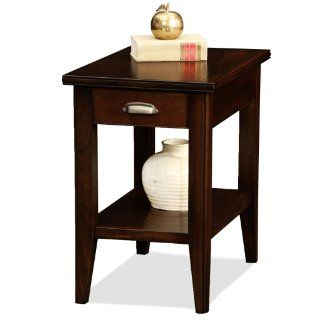 Shop Leick Laurent Recliner Triangle End Table at the  Furniture Store