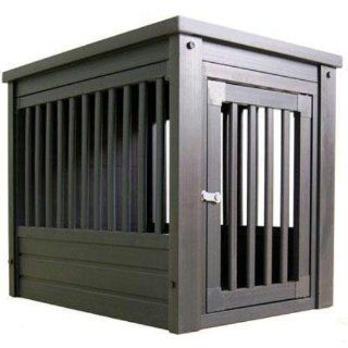 XLrg Dog Crate End Table Espre