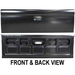 2007 2013 Jeep Wrangler (JK) Tailgate   Replacement, CH1900127, Direct fit, Steel