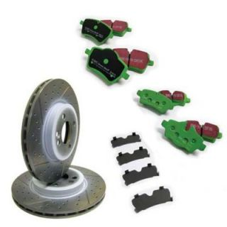 2000 2012 Chevrolet Suburban 1500 Brake Disc and Pad Kit   EBC Brakes, EBC Super Street Kit   Stage 5