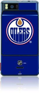 Skinit Protective Skin for DROID X   NHL Edmonton Oilers Cell Phones & Accessories
