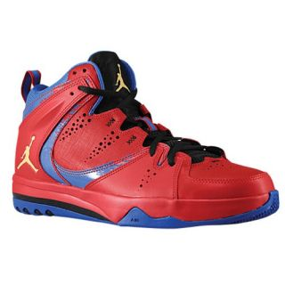 Jordan Phase 23 II   Mens   Basketball   Shoes   Gym Red/Black/Varsity Royal/Metallic Gold Star