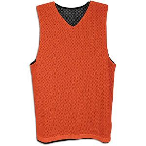 Basic Reversible Mesh Tank   Mens   Basketball   Clothing   Black/Orange