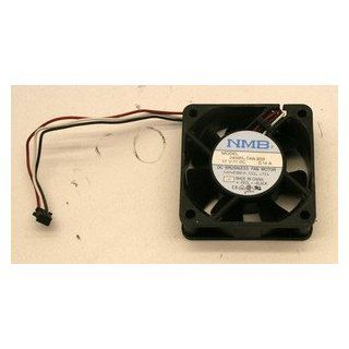NMB   NMB 12v DC 0.14A 60x20mm 3 pin Fan 2408NL 04W B59 Fan Motor DC Brushless Computers & Accessories