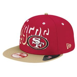 New Era NFL 9Fifty Team Splitter Snapback   Mens   Football   Accessories   San Francisco 49ers   Multi