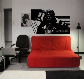 Star Wars Darth Vader Wall Mural Vinyl Decal Sticker V2