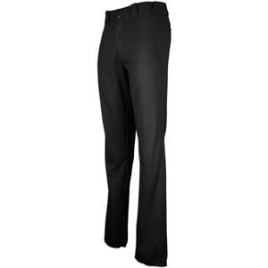 Big Wide Long Baseball Pants   Mens   Baseball   Clothing   Black
