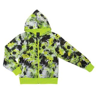 Nike SB Neckface Full Zip Hoodie   Boys Grade School   Casual   Clothing   Volt