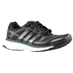 adidas Energy Boost 2   Mens   Running   Shoes   Black/Black/Solar Blue