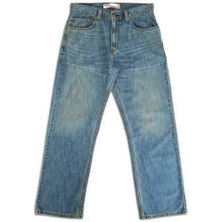 Levis 569 Loose Straight Jeans   Mens   Casual   Clothing   Vintage Light