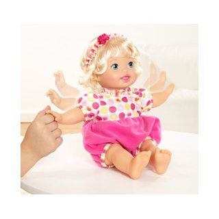 Little Mommy Laugh and Love Baby Doll Toys & Games