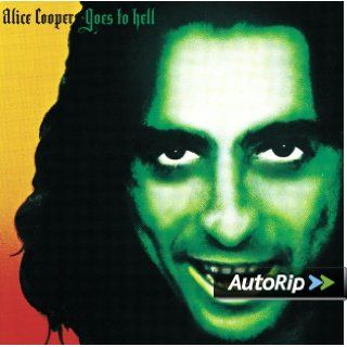 Alice Cooper Goes to Hell Music