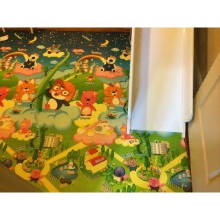 MyLine Baby PlayMat_Animal Friend/Animal ABC Extra Thick  Early Development Playmats  Baby