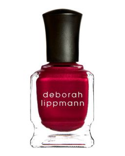 Limited Edition Silk Matteen Nail Polish, Red Silk Boxers   Deborah Lippmann