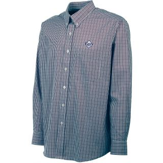 Antigua Tampa Bay Rays Mens Monarch Long Sleeve Dress Shirt   Size XL/Extra