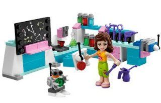 Lego Friends Olivia's Invention Workshop 3933 Toys & Games