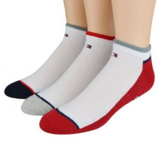 Tommy Hilfiger Men's Liner No Show Socks (3Pairs) at  Men�s Clothing store Casual Socks