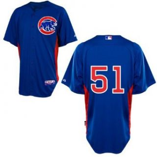 Steve Clevenger Chicago Cubs Authentic Cool Base BP Jersey by Majestic Select Size Medium  Sports Fan Jerseys  Clothing